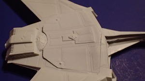 Axanar D6 Lower Detail