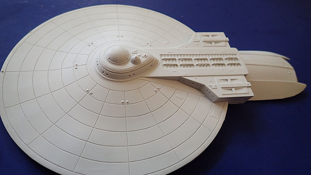 Ares top hull