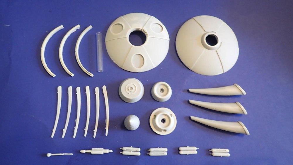 MMI B Class Way Station Model Parts
