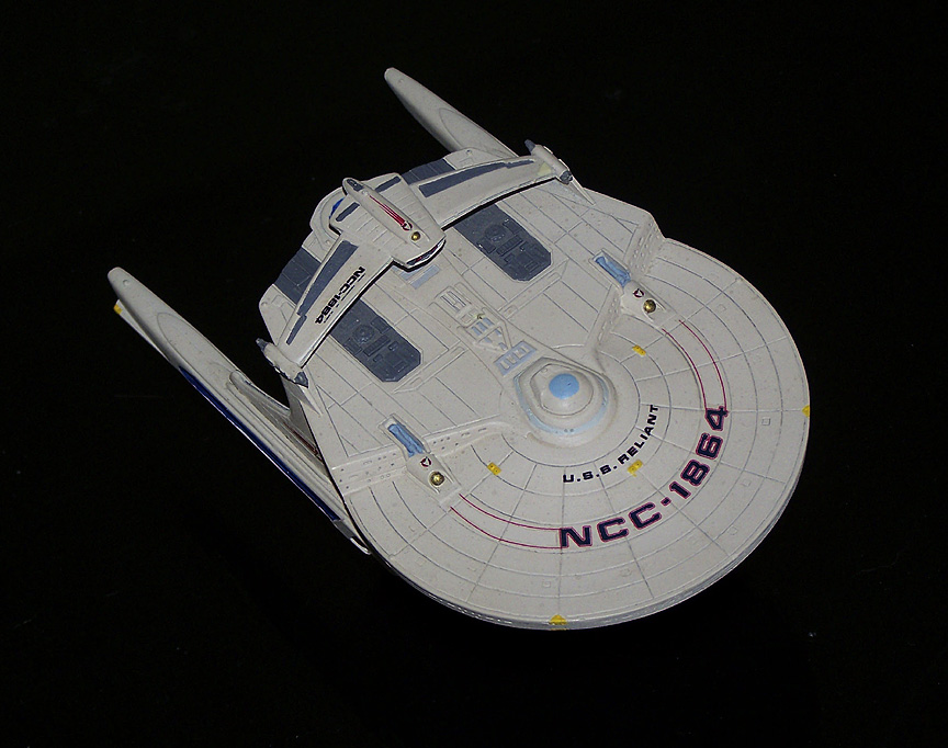 Starcrafts 1/1400 Miranda Class Resin Model